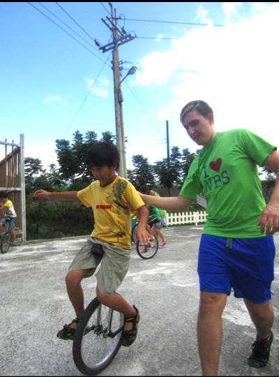 Faith Hope Love Youth Academy Unicycling